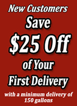 Discount Coupon for Heating Oil South Jersey - Four Winds Fuel